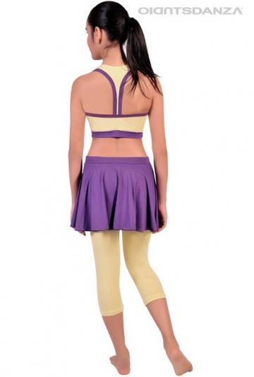 Vestimenta de baile moderno JZM606