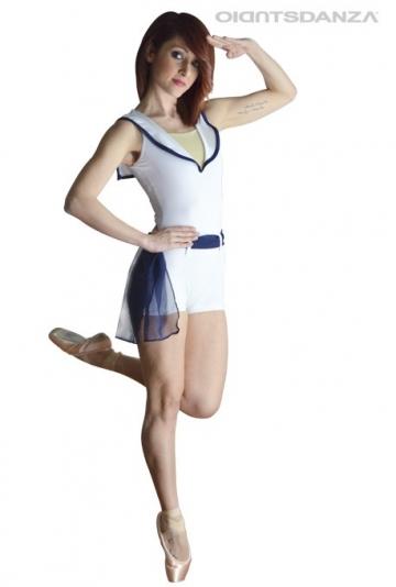 Maillot para ballet de marinera