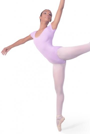 Maillot de ballet manga corta B408