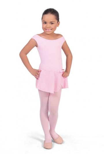 Maillot para danza clásica de niña B515