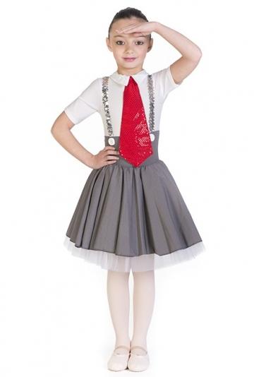 Costume danza moderna bambini C2154