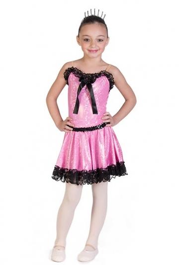 Traje danza moderna de niña C2551