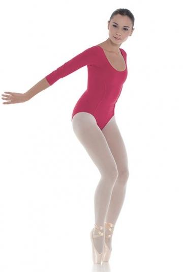 Maillot ballet de manga larga B508