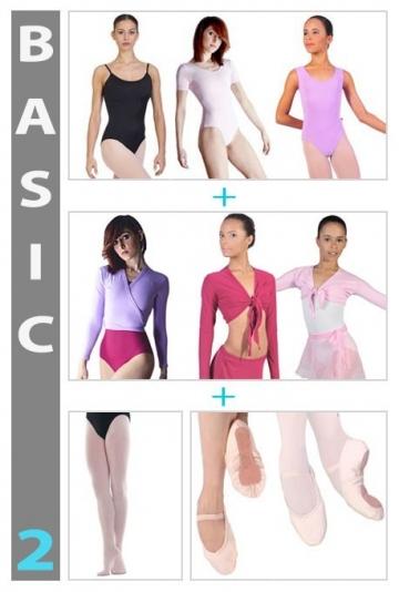 Uniforme de ballet Clásico en Oferta