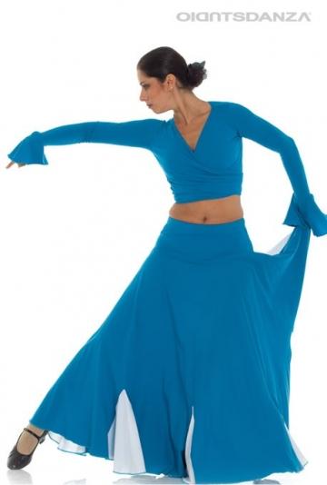 Falda de flamenco FL 2026