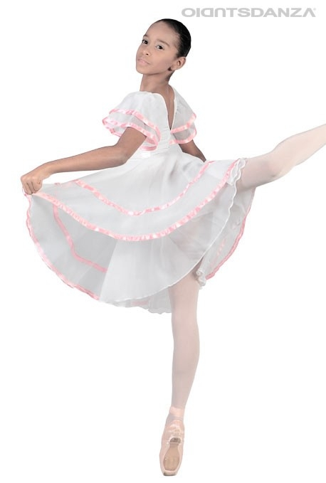 Vestido Para Ballet