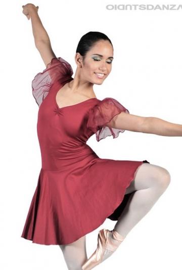 Vestido de ballet clasico