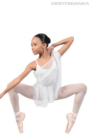 Vestido para danza clásica