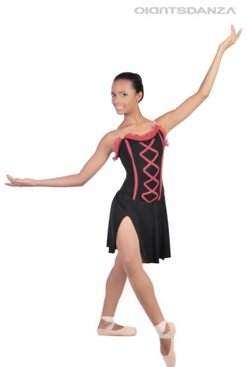 Traje de danza clásica C2518