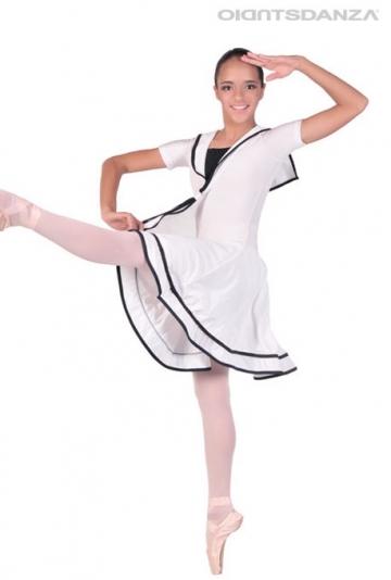 Traje de ballet marinera C2522