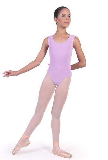 Maillots ballet baratos con tirantes anchos B409