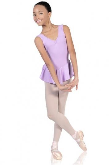 Maillot de ballet con falda B3002