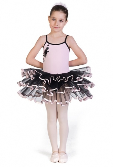 Tutu danza para niña FRESHNESS C2686