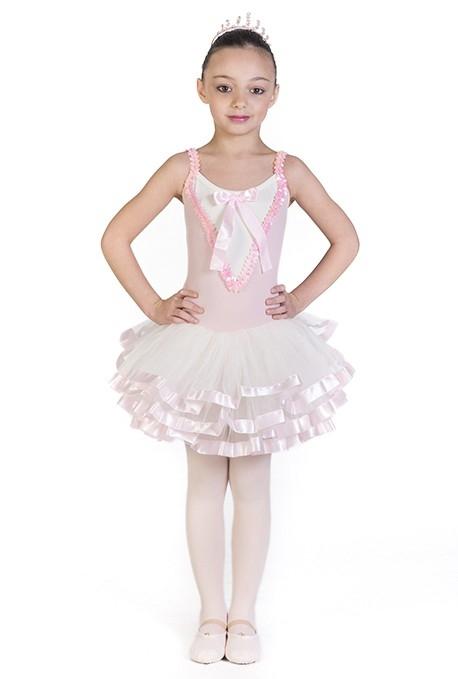 067a8cf6 Tutu danza clásica para niña