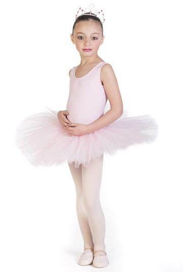 Tutu danza clásica para niña estándar C2699