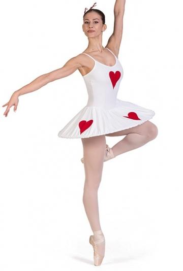 Tutu danza DS802 POKER