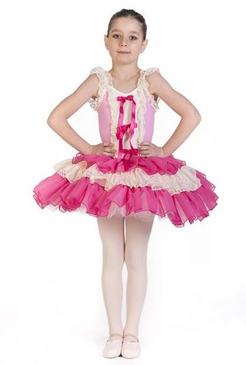 Tutu niña para danza clásica C2679