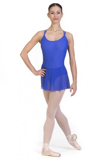 Maillot de ballet clásico con con falda