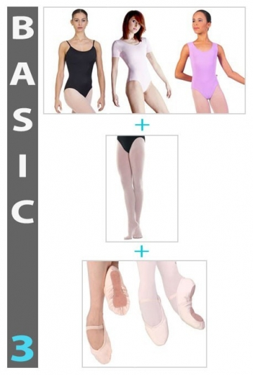 Kit BALLET BASIC 3