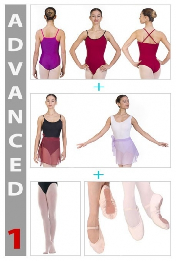 Kit BALLET ADVANCED 1
