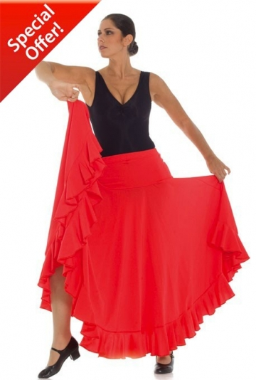 Gonna di flamenco in Offerta