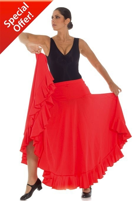 gran descuento b1fa9 fac4c Gonna di flamenco in Offerta