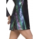 Vestito per danza moderna pitonato C2139 -
