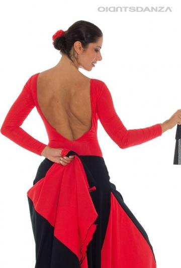 Maillot de flamenca B1051
