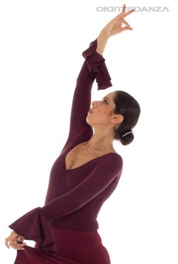 Maillot para flamenco B1050